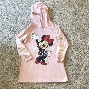 Minnie Mouse sweater/hoodie dress